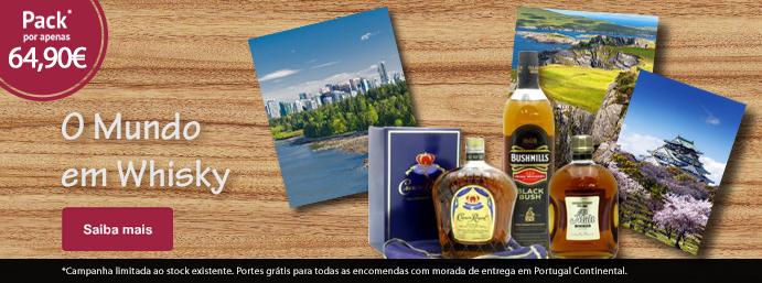 Pack Mundo Whisky