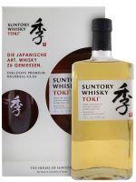 Suntory Toki w/Glass