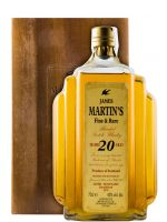 James Martin's 20 years (wooden case)