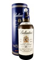 Ballantines 21 anos (rótulo antigo)