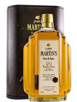 James Martin's 20 anos (caixa de pele)