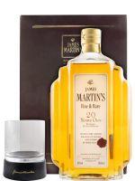 James Martin's 20 years w/Glass