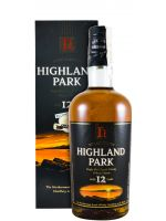 Highland Park 12 anos (paper label)