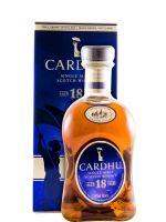 Cardhu 18 anos