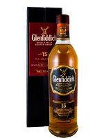 Glenfiddich 15 anos Single Malt