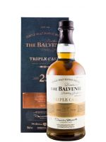 Balvenie 25 years old Triple Cask