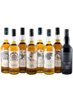 Conjunto Whiskies Game Of Thrones 8x75cl