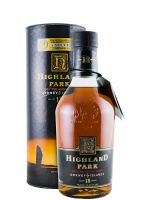 Highland Park 18 years (old round bottle)