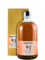 2009 Akashi Eigashima 5 years Cask Strength 50cl