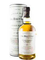 1984 Balvenie 15 years Single Barrel Cask nº 5145 (bottled in 2001)