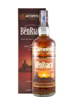 BenRiach 25 years Authenticus Peated Malt