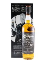 Arran 12 anos Master Of Distilling Ii James Mactaggart