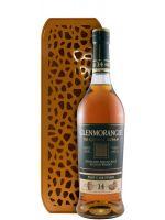 Glenmorangie Quinta Ruban Port Cask Finish Tinbox Giraffe 14 years