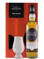 Glengoyne 12 years Time Keeper Gift Box w/Glass