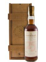 Macallan 25 Anniversary (caixa de madeira)