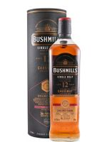 2008 Bushmills 12 anos Douro Wine Cask The Causeway Collection
