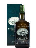 Strasthisla 12 anos Old Label