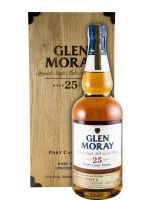 Glen Moray 25 anos Port Cask Finish Batch 2