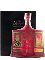 Sir Walter Raleigh 25 years Elizabethan Premium (bordeaux bottle)