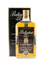 Ballantines 12 years (old bottle) 1L