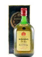 Buchanan's 12 years (yeallow label) 1L