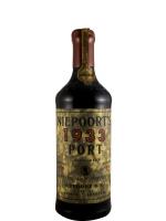 1933 Niepoort Garrafeira Портвейн