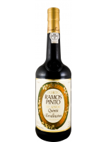 Ramos Pinto 10 years Port (old bottle)