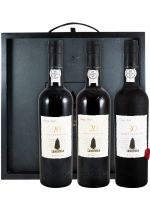 Pack Sandeman Century Of Tawny Port (10,20,30 e 40 years)