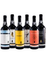 2000 Collection Sandeman 225 years Vintage Port 6x75cl