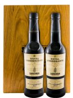 Pack Sandeman 20 years Old Rare Sherry Collection 50cl