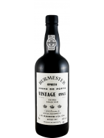 1985 Burmester Vintage Портвейн