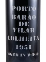バラオン・デ・ヴィラル 収穫 ポート 1951年