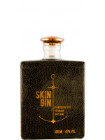 Gin Skin Handcrafted Reptile Brown 50cl