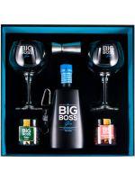Набор Big Boss с 2 бокалами + Аксессуары