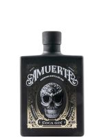 Gin Coca Leaf Amuerte Black Edition