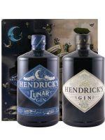 Conjunto Gin Hendrick's Original + Lunar 2x70cl