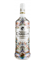 Vodka Russian Standard Pavlov Posad Standard Limited Edition 1L