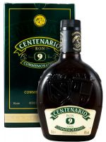 Rum Centenario 9 years Conmemorativo