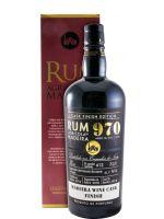 2012 Rum Agrícola da Madeira 970 Madeira Wine Cask Finish