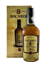 Rum Bacardi 8 anos Reserva Superior