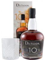 Rum Dictador 10 years Blanco