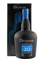 Rum Dictador 20 anos Blanco