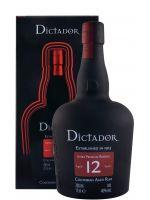 Rum Dictador Ultra Premium Reserve 12 anos