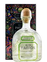 Tequila Patrón Silver Mexican Limited Edition 1L