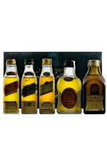 Conjunto Johnnie Walker Special Collection 5x5cl