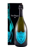 2000 Champagne Dom Perignon Vintage Andy Warhol