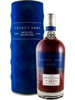 Moscatel Secret Spot 40 anos 50cl