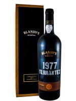 1977 Madeira Wine Terrantez Vintage Blandy's