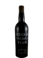 1860 Madeira Wine Sercial Solera Leacock