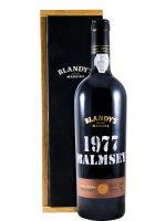 1977 Madeira Wine Malmsey Vintage Blandy's